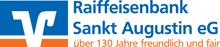 Banner der Raiffeisenbank Sankt Augustin eG