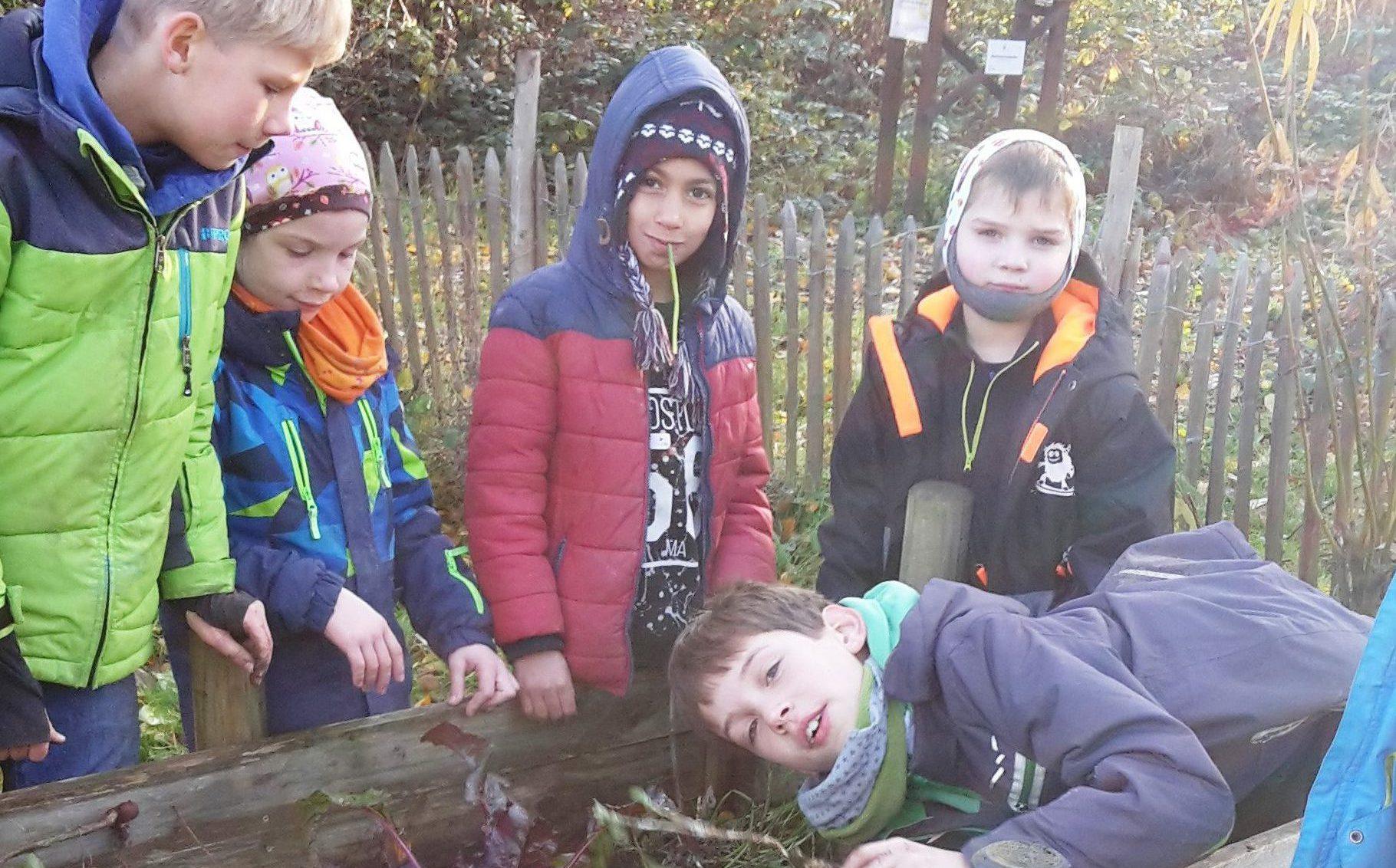 Naturkindergruppe