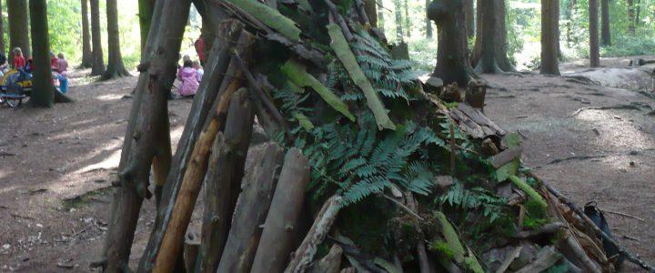 """06. – 09. April: """"Walddetektive – den Geheimnissen der Natur auf der Spur"""" / St. Augustin-Hennef im Dambroicher Wald"""